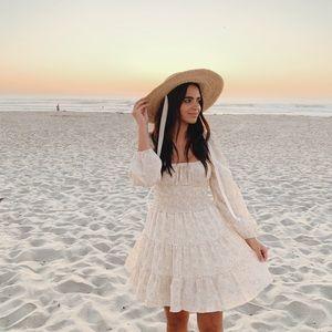 Darling princess poly dress